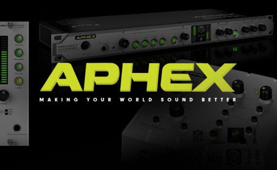 RØDE Microphones + Aphex
