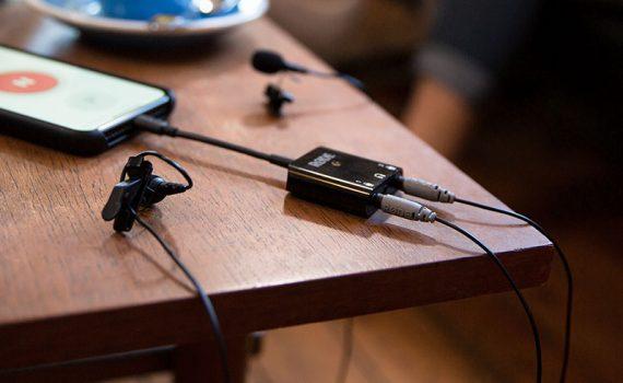 Новый мобильный набор для интервью RØDE SC6-L