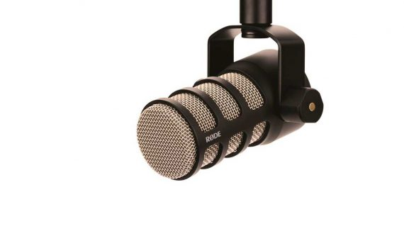 Новейший динамический микрофон PODMIC для подкастов