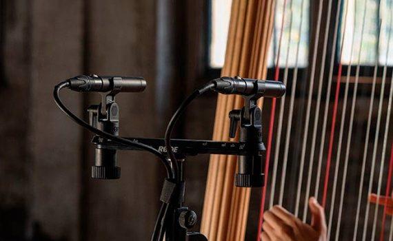 Новый стандарт конденсаторных микрофонов с малой диафрагмой