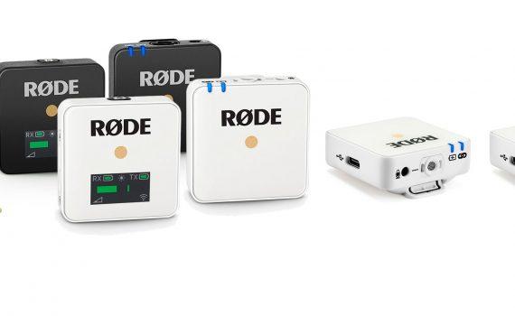 Wireless GO пополнилась белой версией и новыми аксессуарами