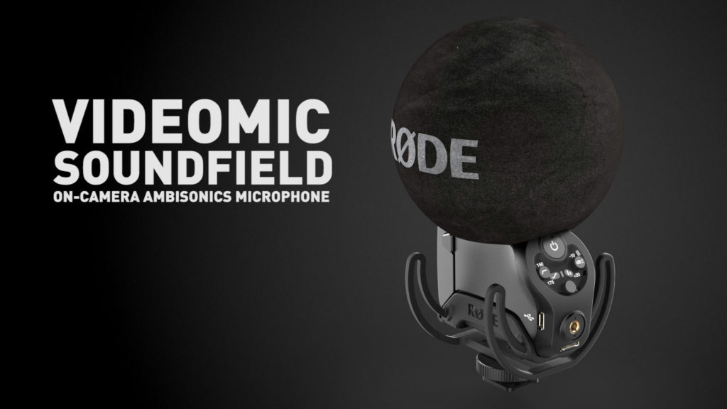 VideoMic SoundField